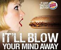 Burger King Werbung