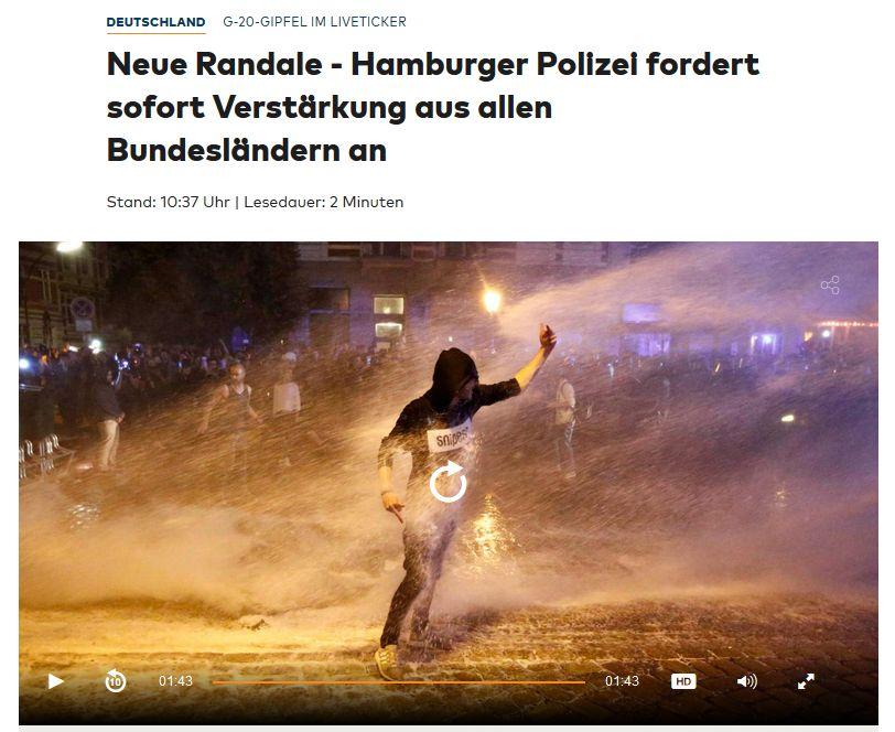 welt.de vom 7. Juli 2017