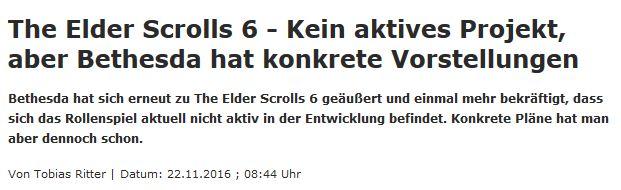 gamestar.de vom 22. November 2016