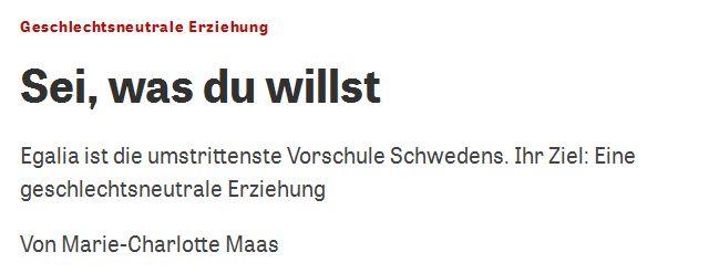 zeit.de vom 16. August 2012
