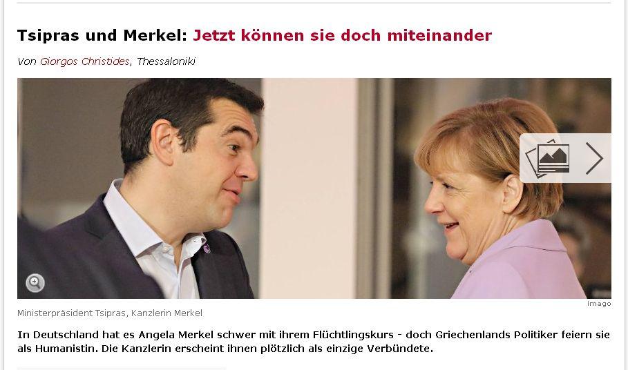 Spiegel Online vom 12. März 2016 (ohne Link)