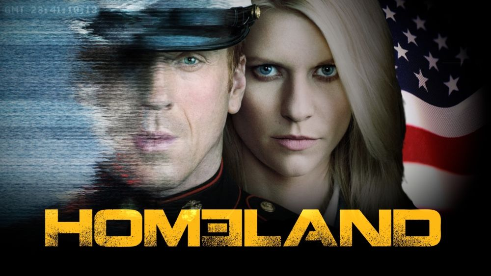 Claire Danes als CIA Agentin Carrie Anne Mathison