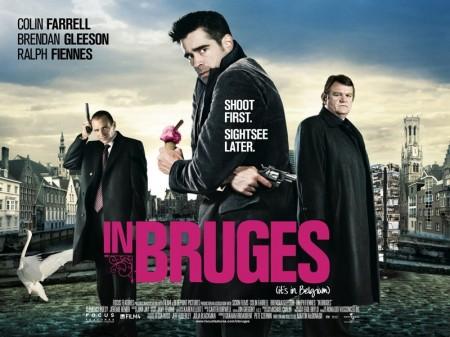 In Bruges Plakat