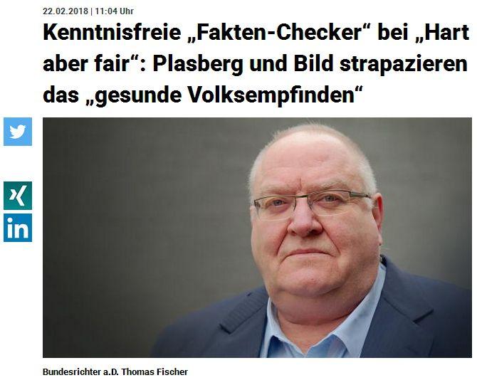 meedia.de vom 22.02.2018