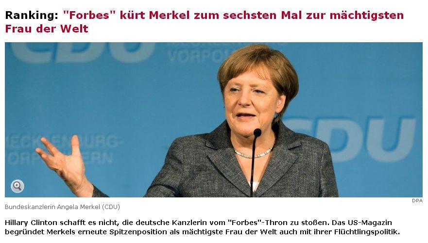 Spiegel Online vom 7. Juni 2016