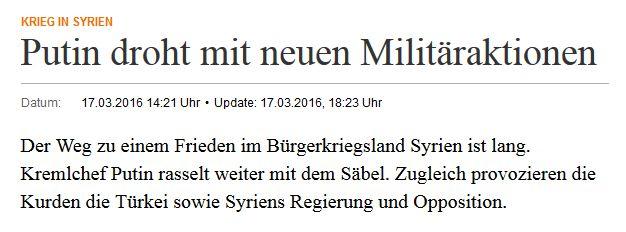 handelsblatt.com vom 17. März 2016