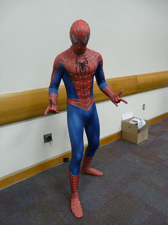 Spiderman: vom Comic zur TV-Cartoon-Serie zum Film zum Musical sowie zum Reboot des Reboots (Bildquelle: Piotrus, wikimedia commons)