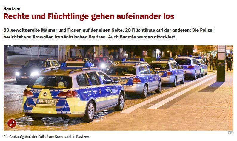 Spiegel Online vom 15. September 2016