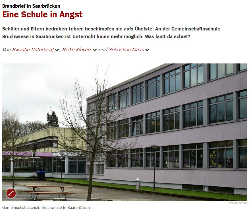 Spiegel Online vom 15. Dezember 2017