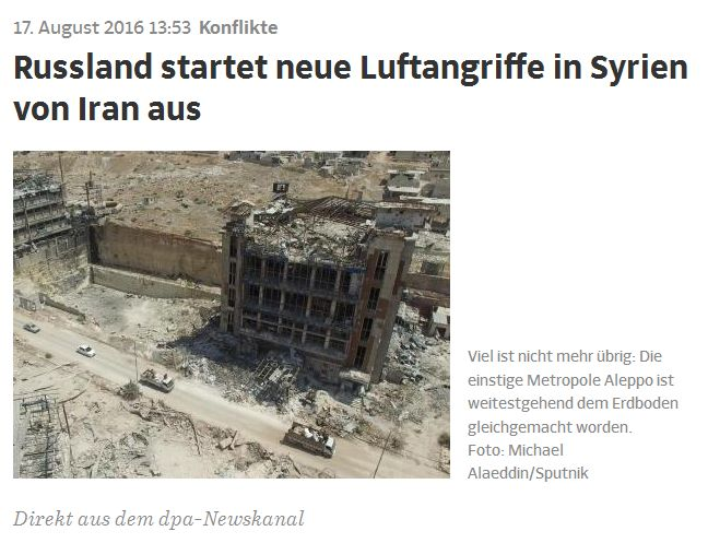 sueddeutsche.de vom 17. August 2016
